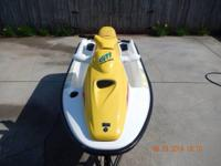 96 Sea Doo GTI For sale with trailer. Runs wonderful,