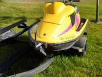 1996 sea doo xp in great condition. fresh reconstruct