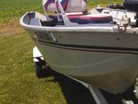 I have a 14' 1996 Sea Nymph with trailer comes with a