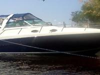 ,./.33 ft Sundancer with 410 hours, owned for 8 years,