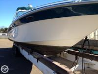 This is a well cared for Sea Ray 380 Sun Sport. Due to