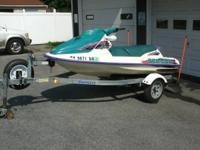 1996 Seadoo GTS jet ski, needs engine, otherwise in