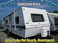 Save large on an older rv !! This is a great 31ft