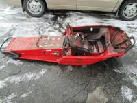 1996 SKI DOO FORMULA 500 TUNNEL   FOR SALE IS A TUNNEL
