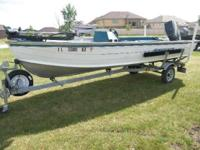 Description 1996 Spectrum 16ft Avenger (cchills) If
