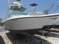 1996 Stamas 310 Express NO OUTBOARDS 1996 310 Stamas