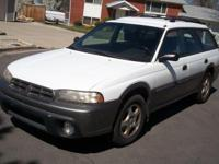 NO REPAIRS NEEDED!!! 1996 Subaru Outback, AWD, 2.2L,