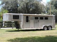 Excellent condition one owner 1996 Sundowner 3 Horse