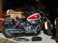 1996 Suzuki Marauder VZ 800 - HARD TO FIND Mileage less