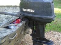 I have a Tohatsu 2cyl 40hp brief shaft tiller steer, I