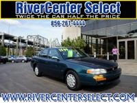 Options Included: Cruise Control, Power Door Locks,