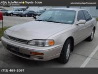 This impressive example of a 1996 Toyota Camry SE is