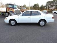 This 1996 Toyota Camry LE Sedan is super clean and in