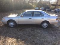 1996 Toyota Camry Asking $3250.00 firm. Will not