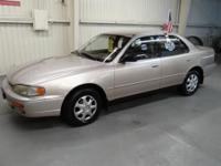 LE..ONE OWNER... RUNS GREAT..LOW, MILES! COMES WITH
