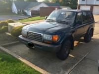 Year: 1996 Transmission: AutomaticMake: Toyota Body