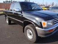 - - T100 SR5 EXTENDED CAB 4X4!! THIS TOYOTA TRUCK IS AS