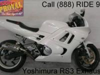 1996 used CBR600F3 crotch rocket for sale-U1590 only