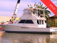 This vessel was SOLD on January 15. This Viking Yachts