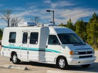 This is a 1996 Rialta Model 21RC with easy chair and