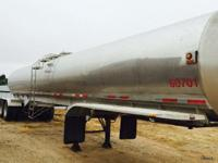 1996 Walker Sanitary Tank, Asking $35,000, Located in