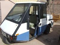 4CYL.AUTOMATIC TRANSMISSION.SINGLE PERSON CAB WITH
