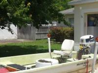 I have a 1996 14 ft fish skiff for sale. Has a 35 hp