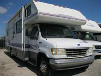 This is going to be HOT!  1996 Winnebago Minnie