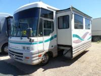1996 Winnebago VECTRA 34RQ CALL FOR TODAY'S BEST