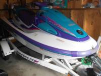 1996 YAMAHA Wave Endeavor - triple cylinder 1100 cc oil
