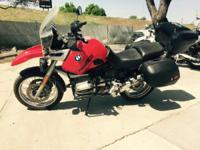 1996 BMW R1100GS Great Price On A Great Dual Sport