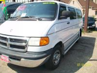 Wow! This van is priced to sell. This van accomodates a