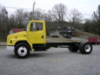 1996 Freightliner FL 70 5.9 Cummings Engine 6 Spd.