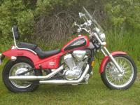 1996 Honda Shadow VLX VT600CD Deluxe Really Really nice