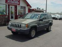 Options Included: 4x4, ABS Brakes, Air Conditioning,