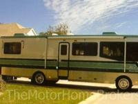 Model Sahara 3334. Built on a Magnum Chassis and