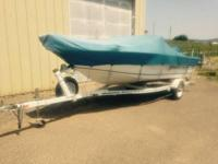 1996 Spectrum 16 SPORT. This boat is like new less than