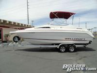 Featuring: Volvo Penta 7.4 GL 330 HP with Dual Prop