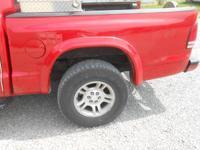 1997-2004 Dodge Dakota quad cab bed assembly. Bed