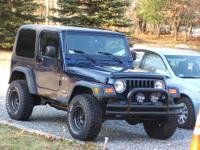 JEEP IN PICTURE NOT FOR SALE Jeep Wrangler Parts
