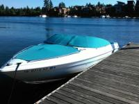 Well maintained and serviced each year. Great boat for