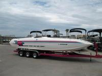 Super Nice! Performance Cat Hull, ProCharger