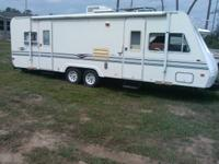 1997 28 ft aerolite travel trailer fully self