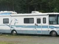1997 31' National Sea Breeze RV for sale. 454 fuel
