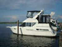 Description 1997, 32' CARVER 325 AFT CABIN Motor Yacht