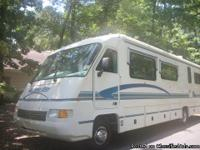 We have owned this motorhome 12 years, we are non