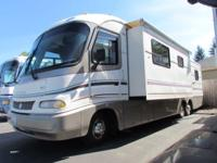 * 1997 34' HOLIDAY RAMBLER VACATIONER MODEL M-35WGS *
