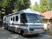 Here are some pics of the RV with a information