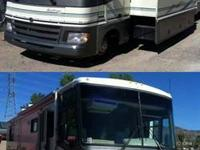 Type of RV: Class A - Gas Year: 1997 Make: Fleetwood