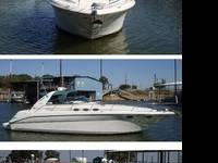 Type of Boat: Cruiser Year: 1997 Make: Sea Ray Model: